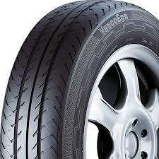 Continental Van Eco Tyres