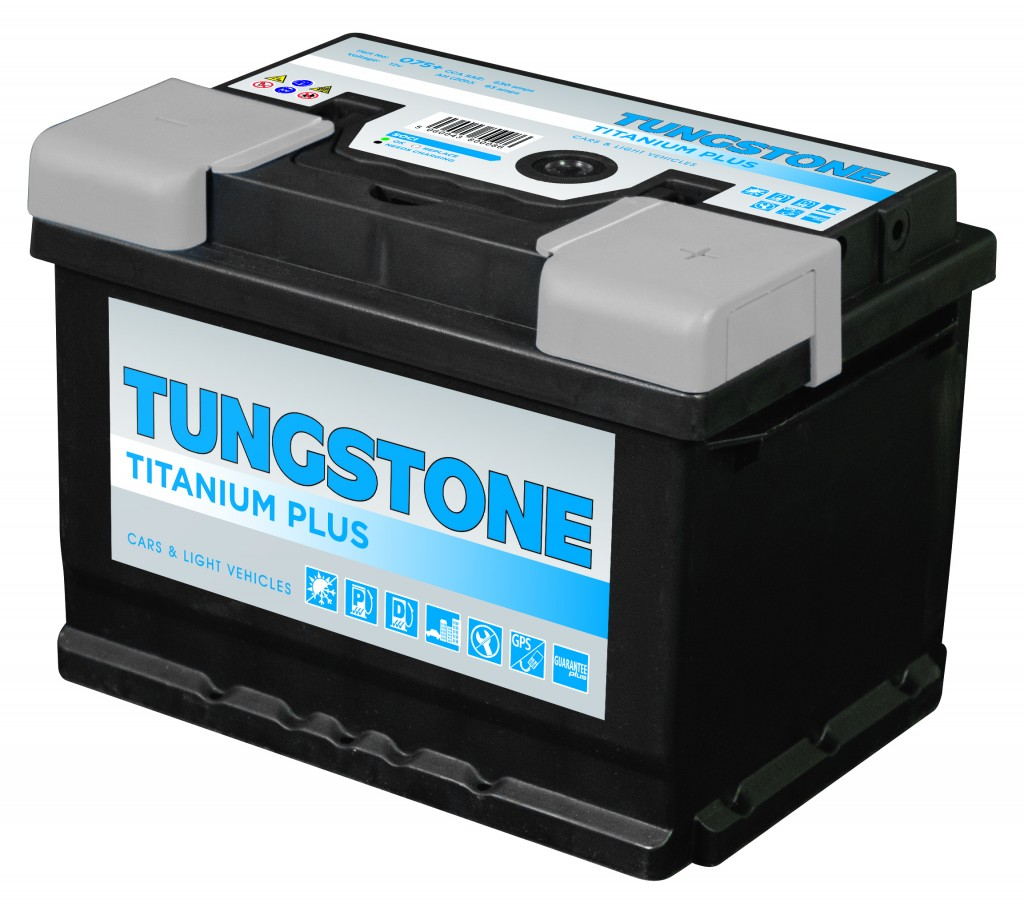 Tungstone Car Batteries