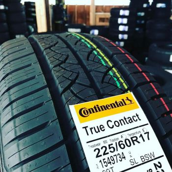 Continental tyres boost