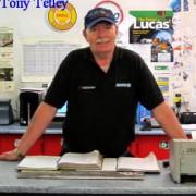 Tony Tetley