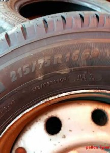 Motorhome tyres from Michelin