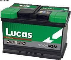 Lucas Premium Batteries