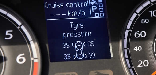 tpms for run flat tyres