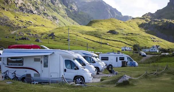 caravan and motorhome batteries