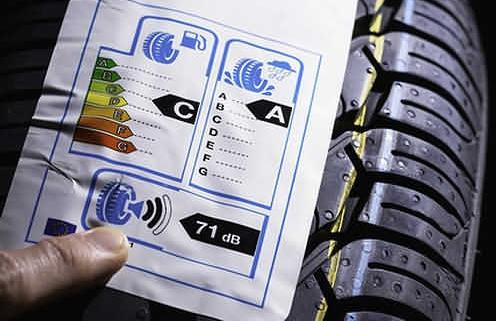 New tyre labelling, bridgestone