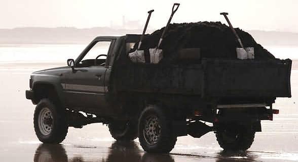 4 x 4 vehicle-general tyres